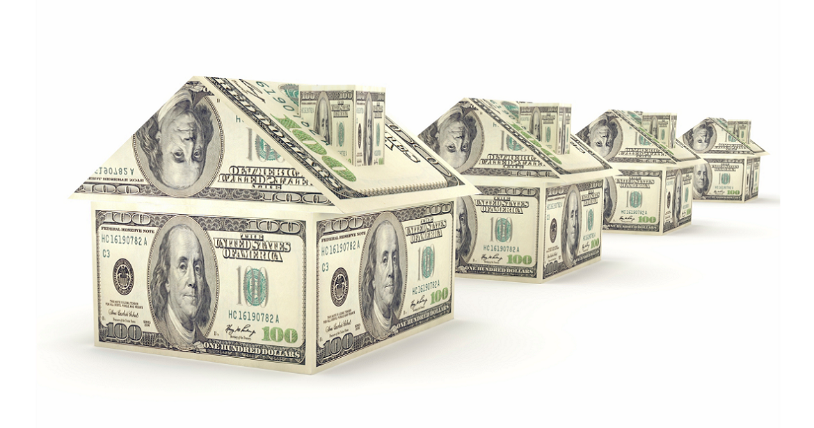 multiple houses made of money home equity